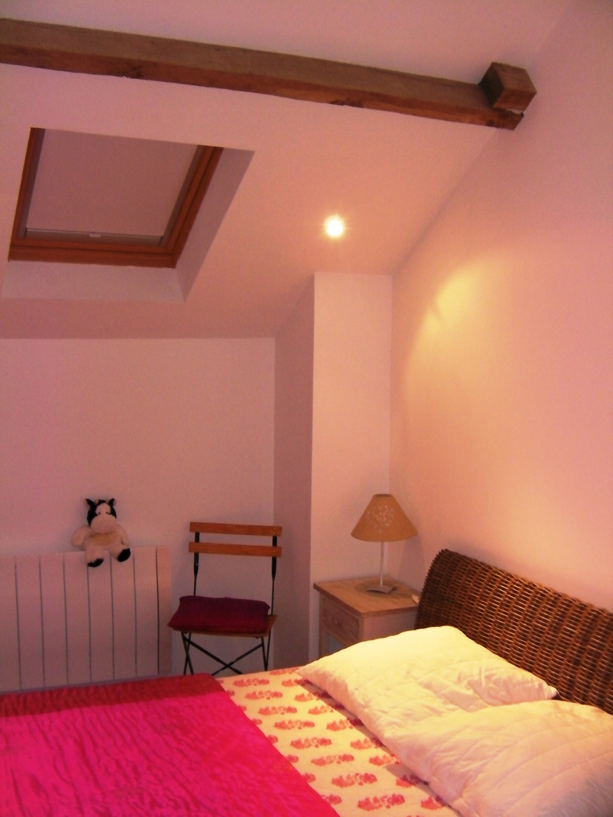 Hautefort isolation placoplatre chambres - Renovation maison de campagne ...