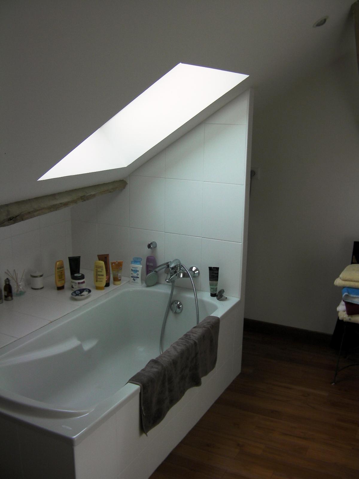 Hautefort isolation placoplatre salle de bain - Renovation maison de campagne ...